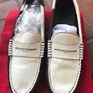 Shoes - Todd's pony hair loafers